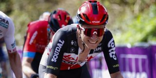 """Tosh Van der Sande lichtpuntje bij Lotto Soudal: """"Bewezen dat ik er nog altijd bij hoor"""""""