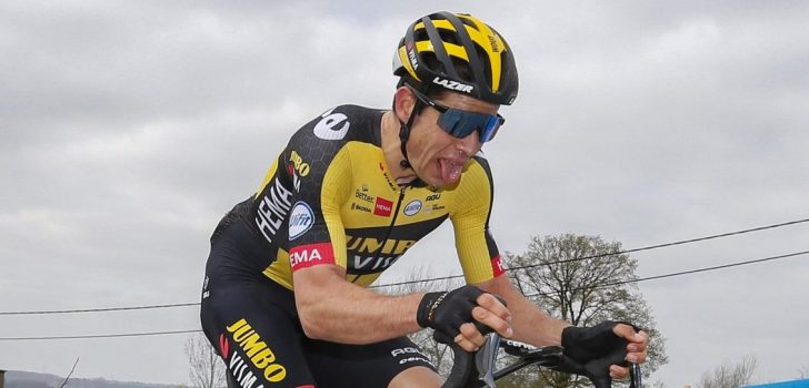 """Wout van Aert wil Brabantse Pijl winnen bij debuut: """"Verwacht een harde finale"""""""