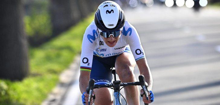 Movistar heeft selecties rond voor Amstel Gold Race