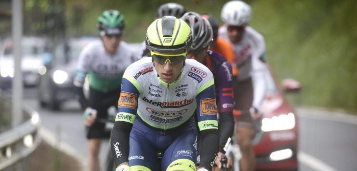 Giro 2021: Quinten Hermans enige Belg in selectie Intermarché-Wanty-Gobert
