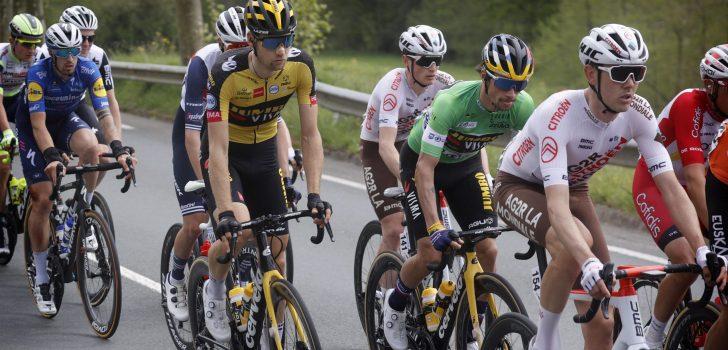 Volg hier de slotetappe van de Ronde van het Baskenland 2021