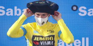 Jumbo-Visma met Roglic en Van Aert in Amstel Gold Race