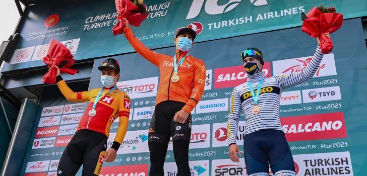 """Finishfoto wijst Arvid de Kleijn aan als winnaar: """"Ik was niet zeker op de streep"""""""