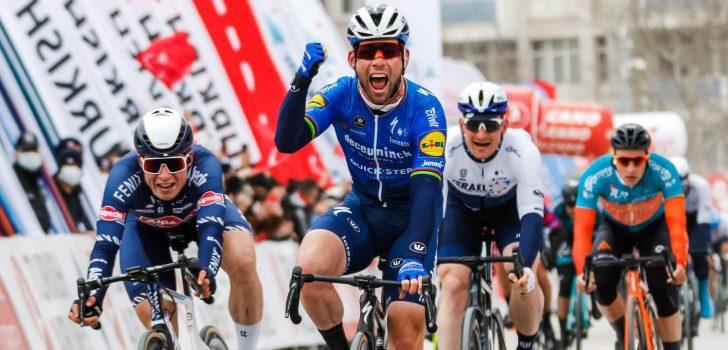 Mark Cavendish hervat competitie in GP Vermarc