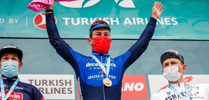 Volg hier de derde etappe van de Ronde van Turkije 2021