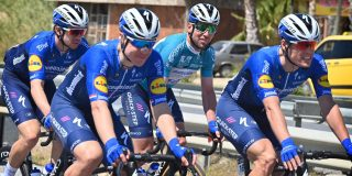 UCI Team Ranking: Deceuninck-Quick-Step nog altijd aan de leiding