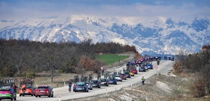 Volg hier de vierde etappe van de Ronde van Turkije 2021