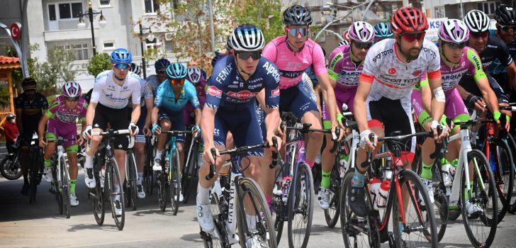 Volg hier de bergrit naar Elmali in de Ronde van Turkije 2021