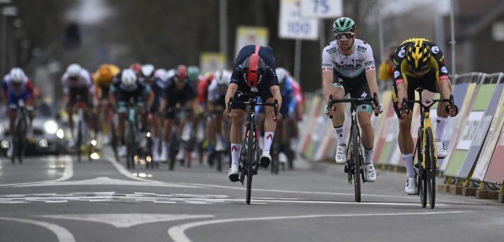 """Coach Pidcock over finishfoto Amstel Gold Race: """"Tom was tweede, hoofdstuk gesloten"""""""