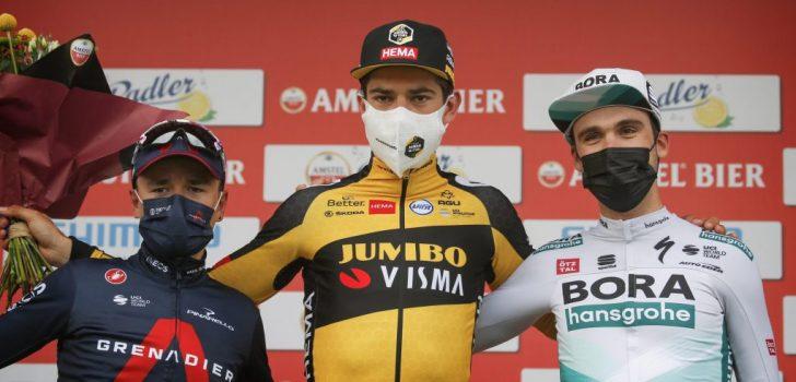 UCI Team Ranking: INEOS en Jumbo-Visma naderen Deceuninck-Quick-Step