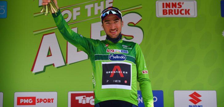 """Gianni Moscon: """"Mijn parcourskennis heeft zeker geholpen"""""""