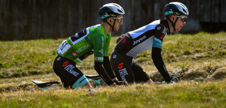 Volg hier de vierde etappe in de Tour of the Alps 2021
