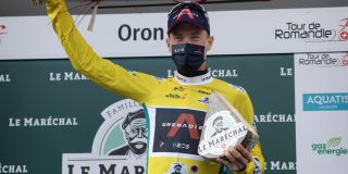 "Rohan Dennis na proloogzege in Romandië: ""Extra druk op onze ploeg"""
