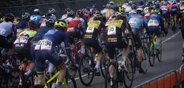 Volg hier de Amstel Gold Race voor vrouwen 2021
