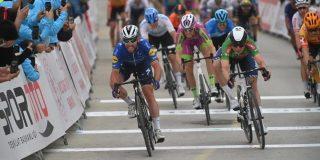 Díaz stelt eindzege veilig in Ronde van Turkije, slotrit is voor Cavendish