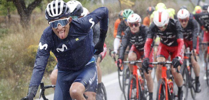 Volg hier de bergrit in de Ronde van Valencia 2021
