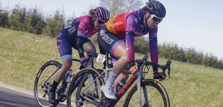 Claire Faber loopt zware verwondingen op na aanrijding op training