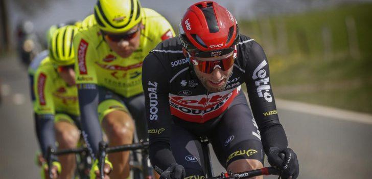 Giro 2021: Lotto Soudal haalt duizelige Tomasz Marczynski uit koers