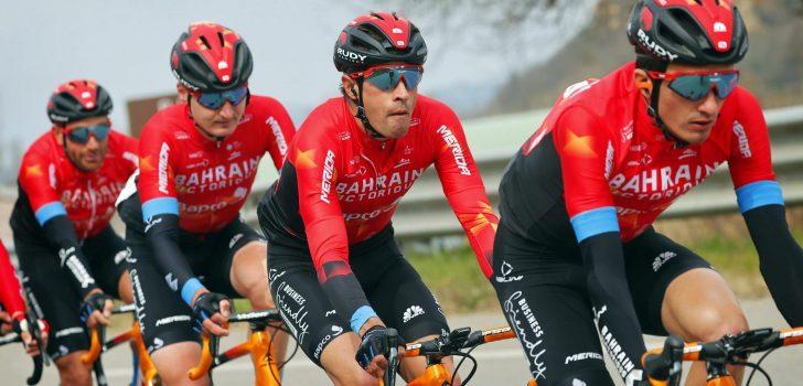 Mikel Landa zit weer op de fiets en denkt aan Olympische Spelen