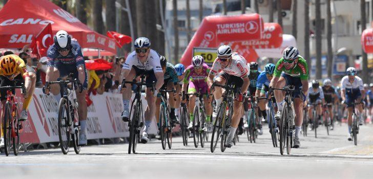 Vijfde keer goede keer voor Jasper Philipsen in Ronde van Turkije