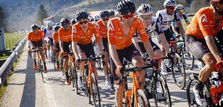Rally Cycling trekt zich na coronabesmetting terug uit Ronde van Turkije