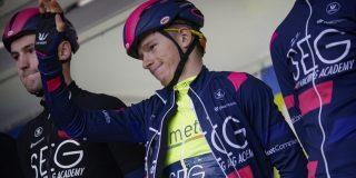 Stan Van Tricht derde in International Tour of Rhodes
