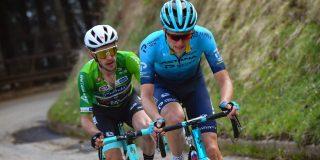 """Aleksandr Vlasov is klaar voor de Giro: """"Voorbereiding is volgens planning verlopen"""""""