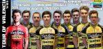 Tarteletto-Isorex kan na reglementswijziging met 9 renners van start in Ronde van Valencia