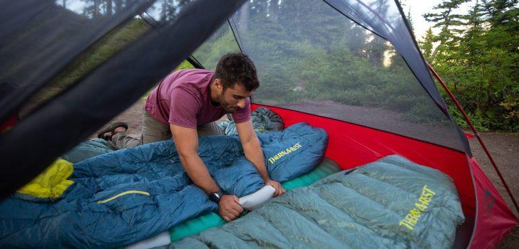 Win een Therm-a-Rest Trail Pro slaapmat, een must-have voor jouw Bikepacking avontuur