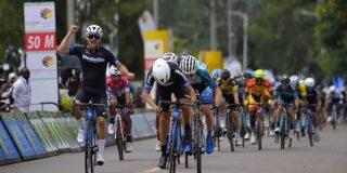 Brayan Sánchez sprint naar eerste leiderstrui in Tour du Rwanda