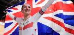 Wereldkampioene puntenkoers Elinor Barker aangereden door auto