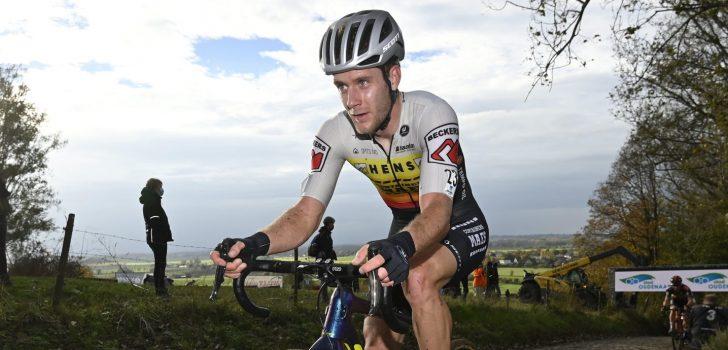 Daan Soete snelt op mountainbike naar tweede plaats in Barcelona