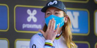 Annemiek van Vleuten eindwinnares Setmana Ciclista Valenciana