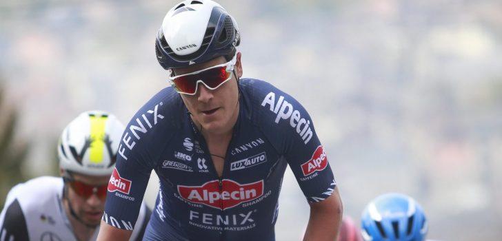 Louis Vervaeke ruilt Alpecin-Fenix voor Deceuninck-Quick-Step