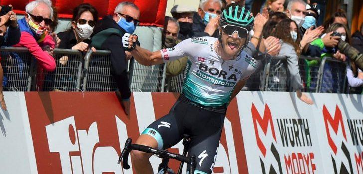 Vuelta 2021: BORA-hansgrohe met Grossschartner, Schachmann en sprinter Jordi Meeus