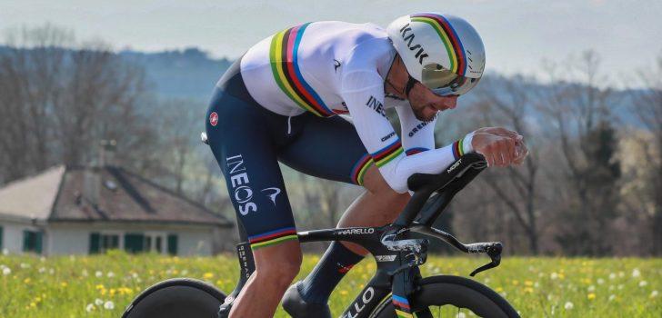 Giro 2021: Starttijden openingstijdrit in Turijn