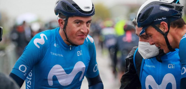 Giro 2021: Movistar mikt met Marc Soler op klassement