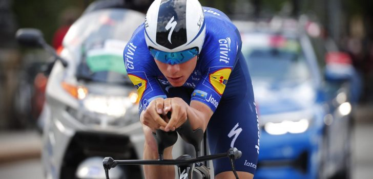Starttijden individuele tijdrit Baloise Belgium Tour 2021