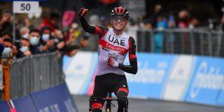 Giro 2021: Dombrowski wint in Sestola en De Marchi pakt het roze, slagveld bij favorieten
