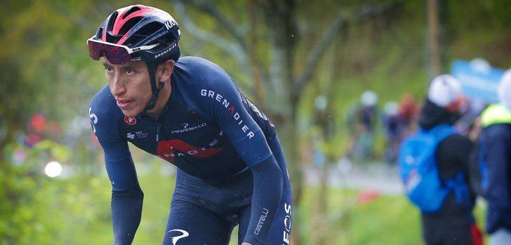 """Pijnvrije Egan Bernal doorstaat eerste test in Giro: """"Doel bereikt"""""""