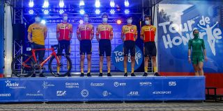 Uno-X uit Ronde van Hongarije door coronageval