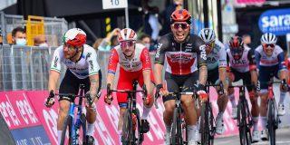 """Caleb Ewan: """"Ik wil nog een paar sprints doen voor ik uit de Giro stap"""""""