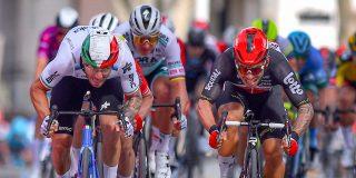 """Peter Sagan na vierde plaats: """"Kon mijn snelheid niet benutten"""""""