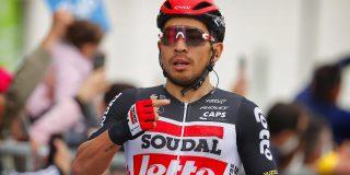 Caleb Ewan schiet met scherp in derde rit Baloise Belgium Tour