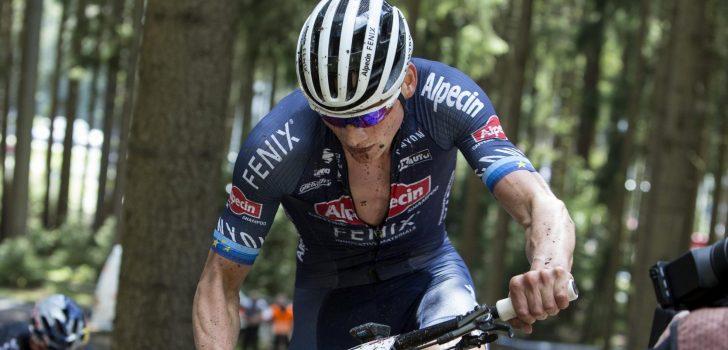 Mathieu van der Poel ontbreekt in Nederlandse selectie voor EK mountainbike