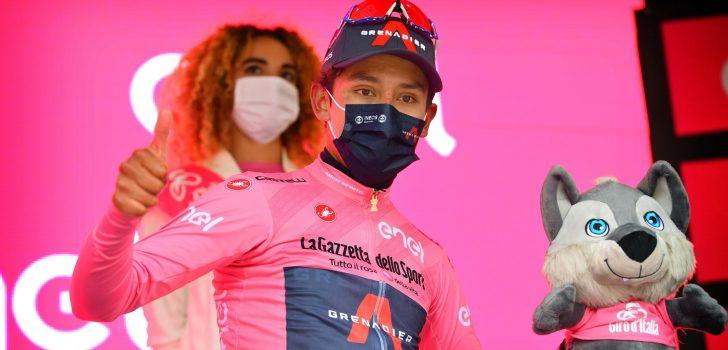 Giro 2021: Dit zijn de verschillen tussen de favorieten na de bergrit naar Campo Felice