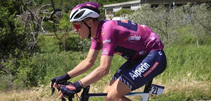 Giro 2021: Vermoeide Tim Merlier stapt uit de wedstrijd