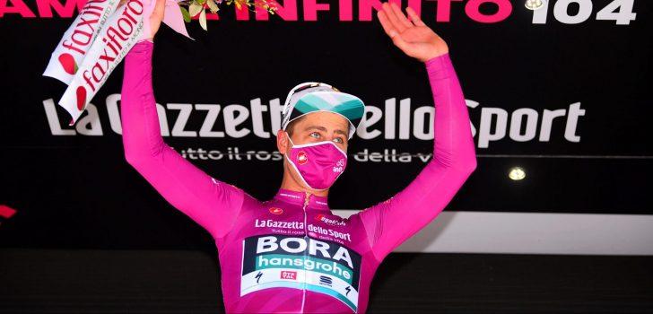 Giro 2021: Sagan bestraft voor intimideren van andere renners