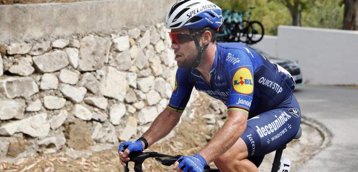 Lefevere rekent niet op Cavendish in Tour de France