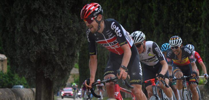 """Vanhoucke derde in Tour de l'Ain: """"Het leek wel een juniorenkoers"""""""